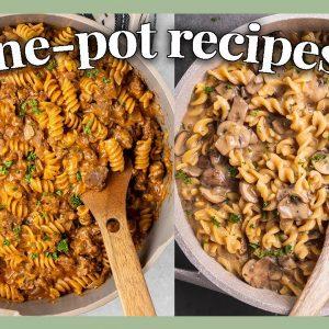 11 One-Pot Vegan Recipes 😋