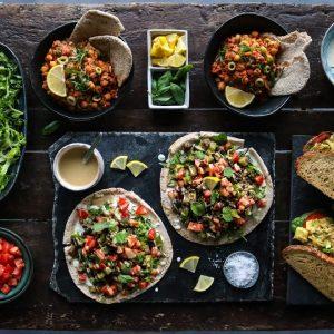 Speedy 20-minute meals » vegan + wholesome